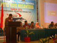 Mendagri Cahyo Kumolo  ke Lembata-Cek Kesiapan Hari Nusantara