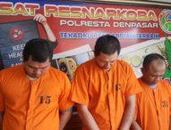 Sempat Jatuh dari Motor, Koki Hotel Rangkap Pengedar Ditangkap