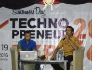 STIKOM Bali Gelar Technopreneur Expo
