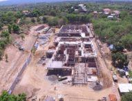 Pembangunan RS Pratama Giri Emas Capai 75 Persen