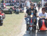 BukaJambore Vespa Bali-Walikota Ajak Jalin Persatuan dalam Kebhinekaan
