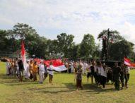 Oratorium Teater Jineng Semarakkan Peringatan Hari Pahlawan di Tabanan
