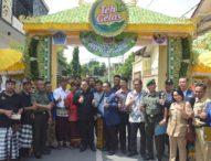 "Perangi Sampah Plastik, Karang Taruna Kota Denpasar Gelar Lomba Gapura ""Go Green"""