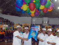 Porsenijar Sekolah PGRI ke- 4 Diikuti 1.000 Atlet dan Seniman