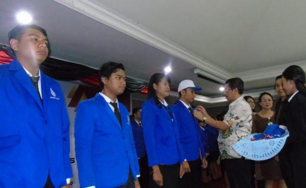 Budi Rahayu, Perempuan yang Ketua Senat Mahasiswa STIKOM Bali