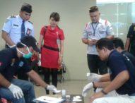 BNN Sidak Bandara, 25 Crew Test Urine