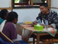 TNI AL Peduli, Operasi Kesehatan di Lembata