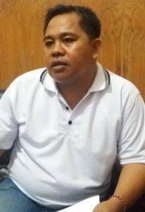 Divisi Sosialisasi KPU Buleleng Gede Sutrawan. bnn/ina