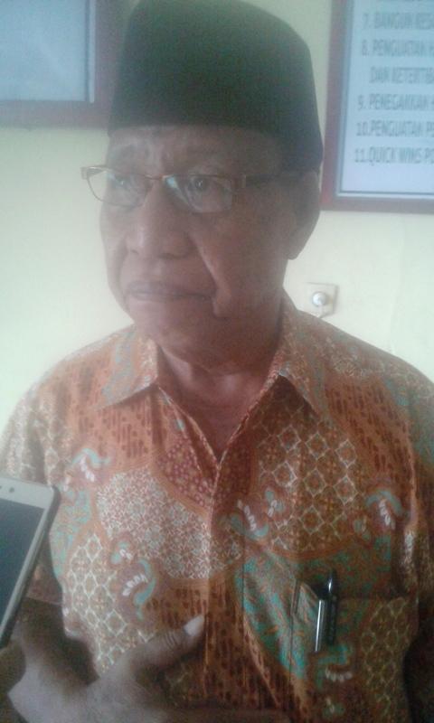 Ketua MUI Ende Himbau Remaja Masjid Ikut Jaga Gereja Saat Misa Natal
