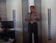 Kapolda Bali Bantah Teroris Akan Serang Bali Saat Malam Tahun Baru