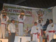 SMAN 1 Gianyar Juara Umum Kejurnas PD Antar Pelajar Ke III