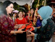 TK Cerdas Mandiri Denpasar Children Center Juarai Fashion Endek