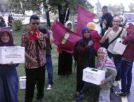 Jelang Maulid Nabi Muhamad SAW, Mahasiswa IMM Kupang  Galang Dana Untuk Korban Gempa Aceh