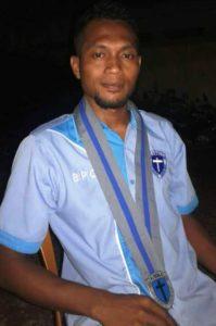 Melkianus Suni, Calon Ketua GMKI Cabang Kupang