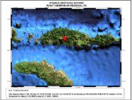 Gempa 3,4 SR Guncang Manggarai, Warga Diminta Waspada