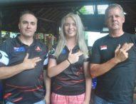 Australia dan Timor Leste Ikuti Kejurnas Perisai Diri di Tabanan