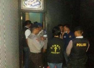 Razia tempat hiburan malam di Kupang