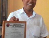 Sukrawan Abadikan SK Pemecatan dari DPP PDIP