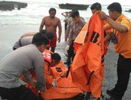 WNA Terseret Arus Ditemukan Tewas Terdampar 100 Meter dari Echo Beach