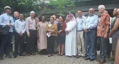 Arab Saudi Bantu Pondok Pesantren Bali Bina Insani Rp 6 M