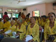 Hari Ibu, Istri Wakil Rakyat Kunjungi Panti Jompo