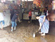 Banjir dan Tanah Longsor Terjang Pancasari