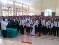 Baupati Sikka Lantik 721 Pejabat Eselon IV