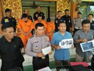 Bobol ATM di Bali, Tiga WNA Peru Ditangkap