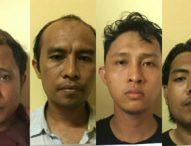 Polresta Denpasar Tetapkan Empat Tersangka Rusuh Ekseskusi Kampung Bugis
