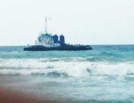 Dihantam Gelombang, Kapal Fery Pulau Sabu Terhempas Hingga Perbatasan RI-RDTL