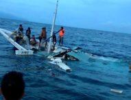 Kemudi Patah, KM Sin 03 Tenggelam di Perairan Flores
