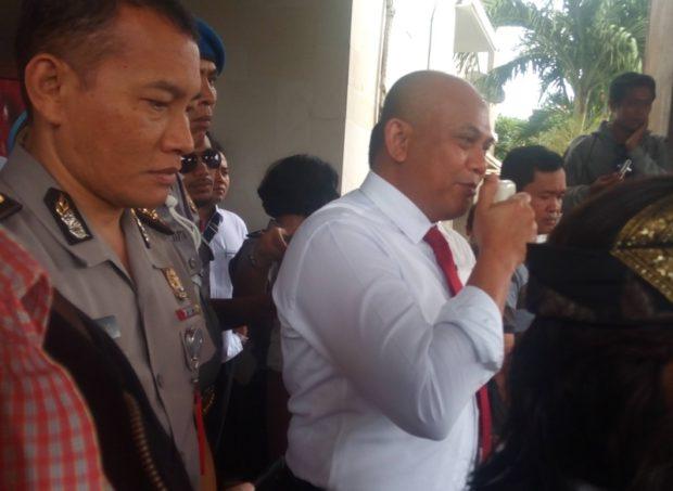 Polisi Buru Pengunggah Video Munarman di Malang