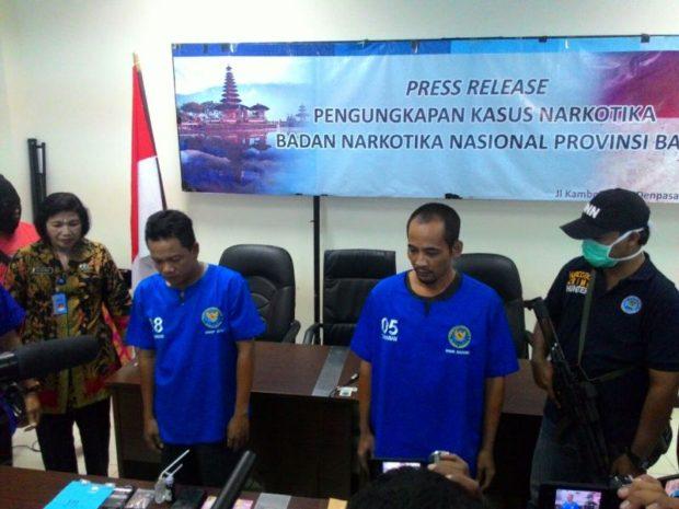 Ditangkap, Pecatan Polda Bali Edarkan Narkoba