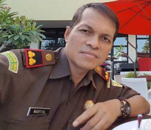 Kepala Kejaksaan Negeri Maumere, Martiul. Foto BNN/Yunus Atabara