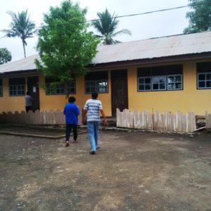 Gedung SDK Wolomude, Teka Ikut, Kanage, Sikka. bnn/yunus atabara