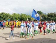 Penjabat Bupati Lembata Buka Turnamen Sepak Bola Smater Cup VI