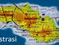 Gempa 5,7 SR Guncang Waingapu