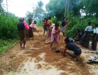 Sebanyak 51 KK Warga Teka Iku di Sikka Terisolir