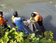 Perempuan Setengah Bugil dalam Karung Dibuang di Sungai Punggawa