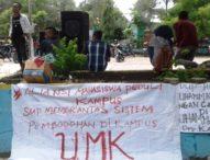 Universitas Muhammadiyah Kupang Terancam Disegel Mahasiswa