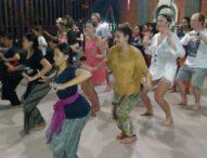 Banjar Jadi Obyek Program City Tour Denpasar – Wisman Belajar Melukis, Menari,  Menabuh dan Main Layangan