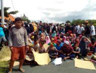 Kampung Bugis Dieksekusi, 36 Rumah Rata Tanah