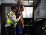 Bale Daja Nyaris Ludes Terbakar