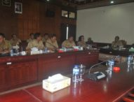 Dewan dan Eksekutif Rapat Kerja Bahas Ranperda Inisiatif Perlindungan dan Pemberdayaan Nelayan dan Pembudi Daya Ikan