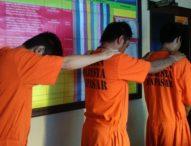 Bawa Sabu & Air Soft Gun, Residivis Baru Bebas Ditangkap