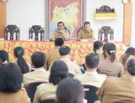 Sinkronisasi Laporan Keuangan SKPD Pemkab Tabanan