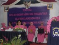 Pesan Ketua Bhayangkari NTT, Istri Polisi Harus Hati-hati dengan Medsos
