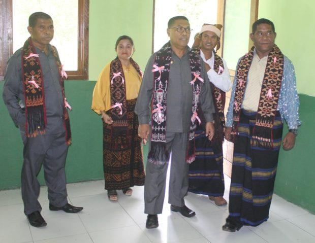Bupati Sikka Resmikan Puskesmas Feondari