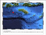 Lagi, Gempa 3,1 SR Guncang SBD