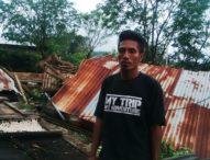 Angin Kencang, 43 Rumah Di Lirikelan Rusak Berat